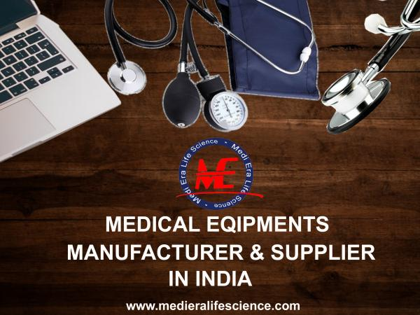 The Leading Manufacturer of Medical Equipment