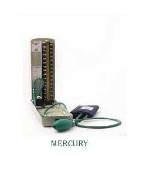 B.P Instrument Mercury