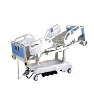 ICU Bed (Electric) with 7 Functions and X-ray permeable backrest
